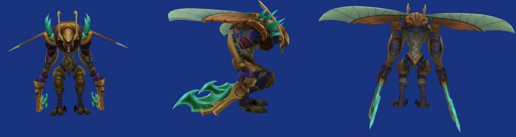 Guardian of the Sands Kha'Zix-1