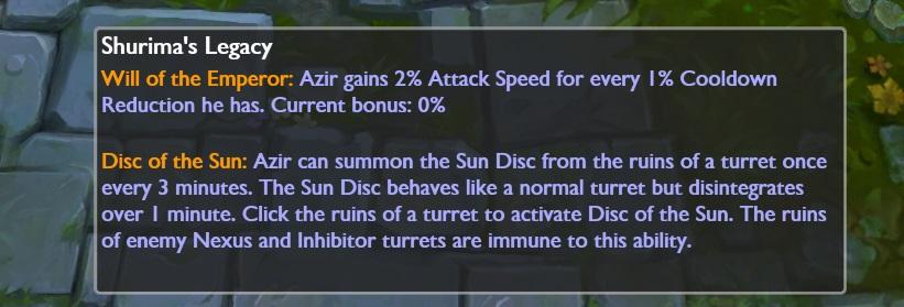 azir-passive