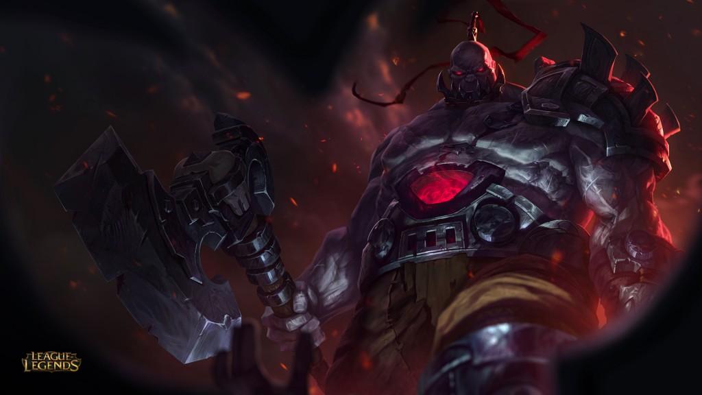 Sion, o Colosso Morto-Vivo, é revelado