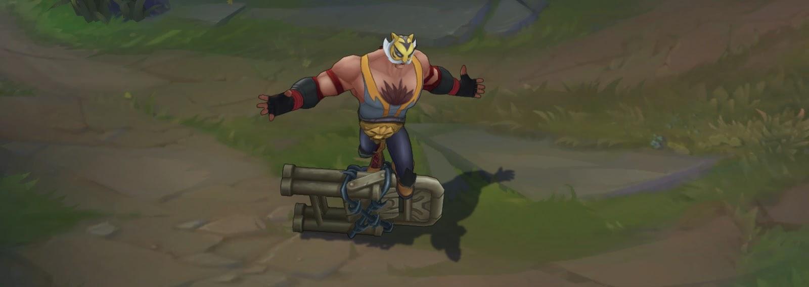 El Tigre Braum-1