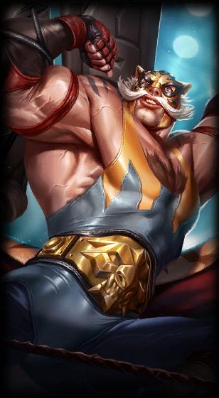 El tiger Braum -1