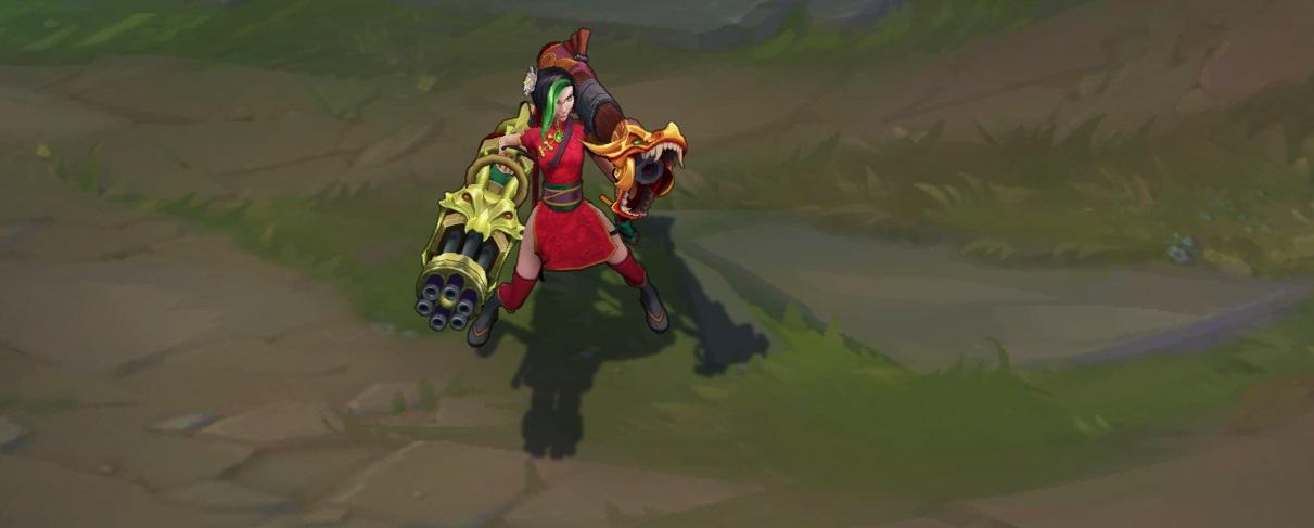 Firecracker Jinx-3