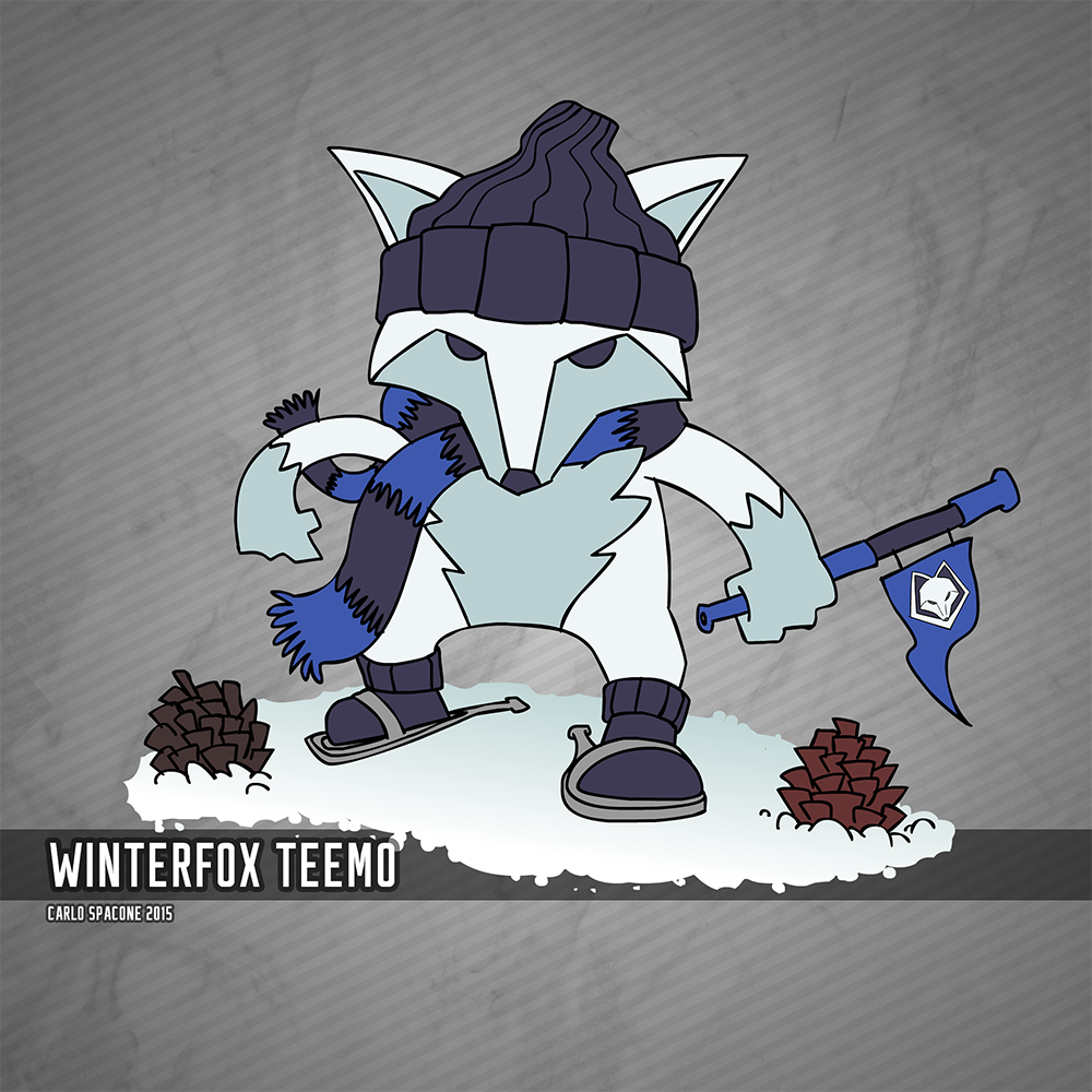 WinterFoxTeemo
