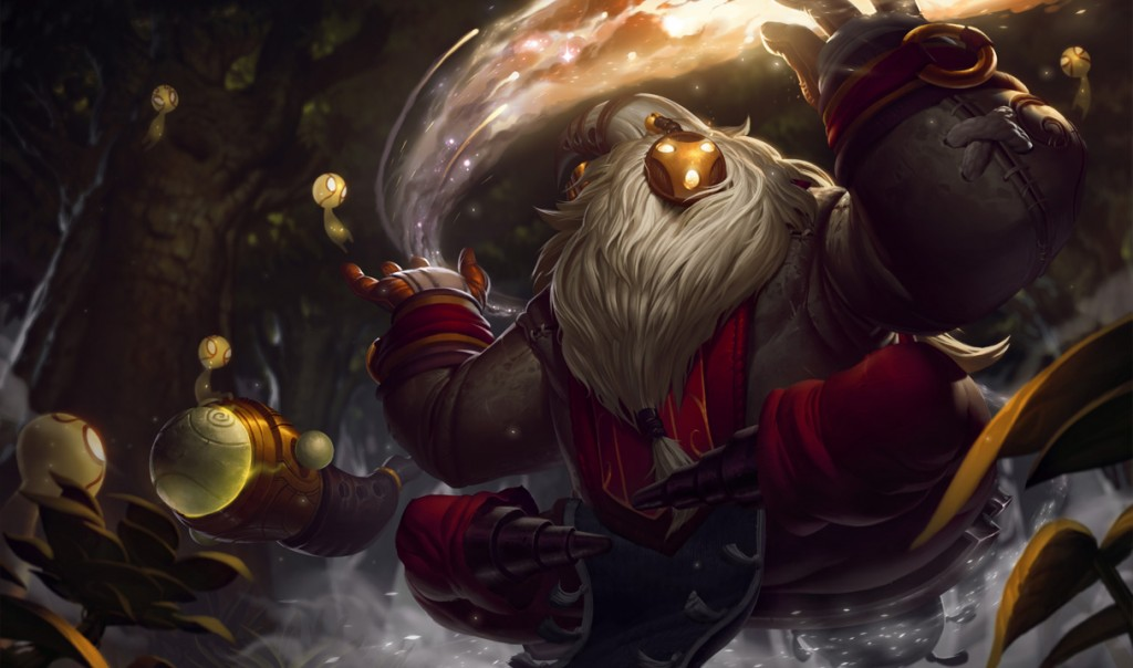 Bardo - Splash Art