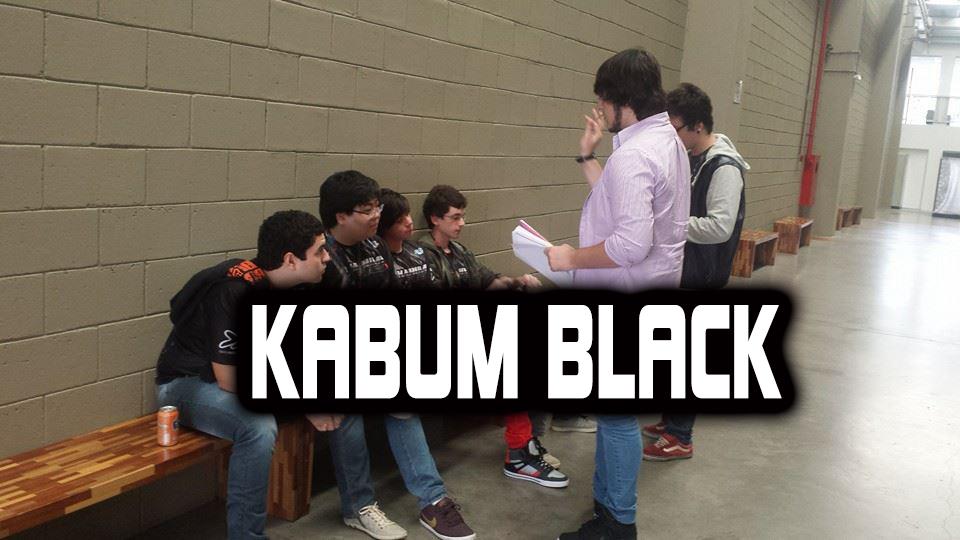 KaBuM Black - 4
