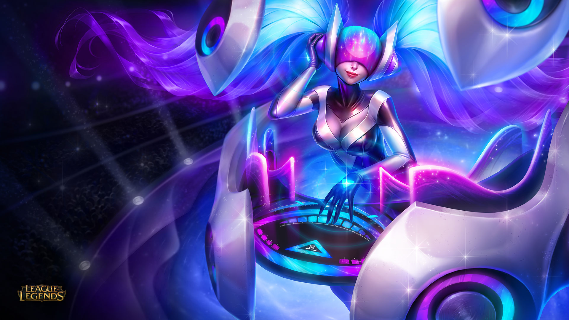 Splash Arts da DJ Sona -2