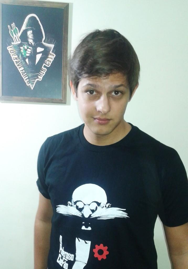 Camisa-Robotnik