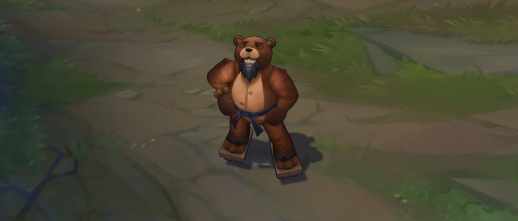 Definitely Not Udyr-5