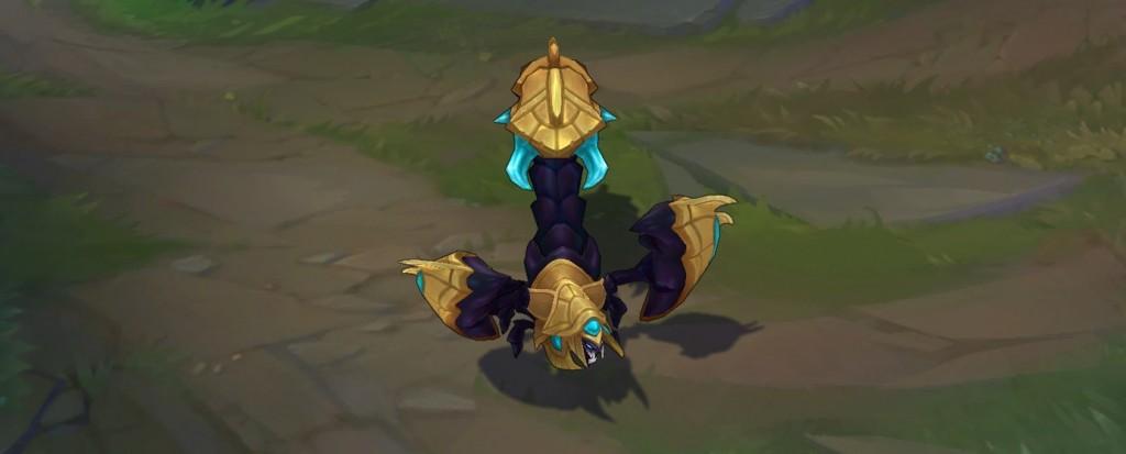 Guardian of the Sands Skarner-1
