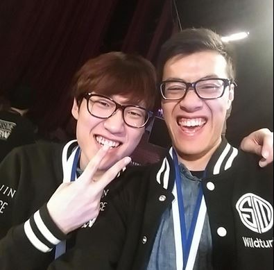 Lustboy and Turtle