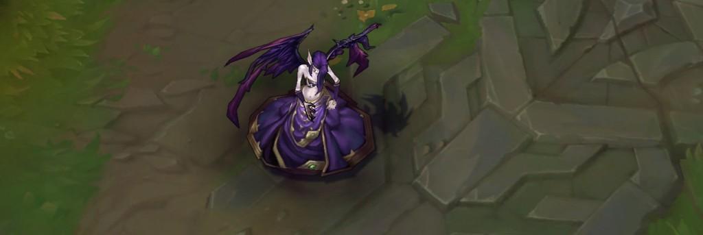 Morgana Visual Update