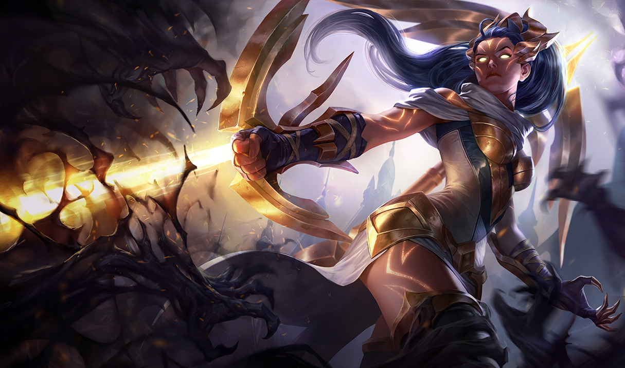 Arclight Vayne Splash