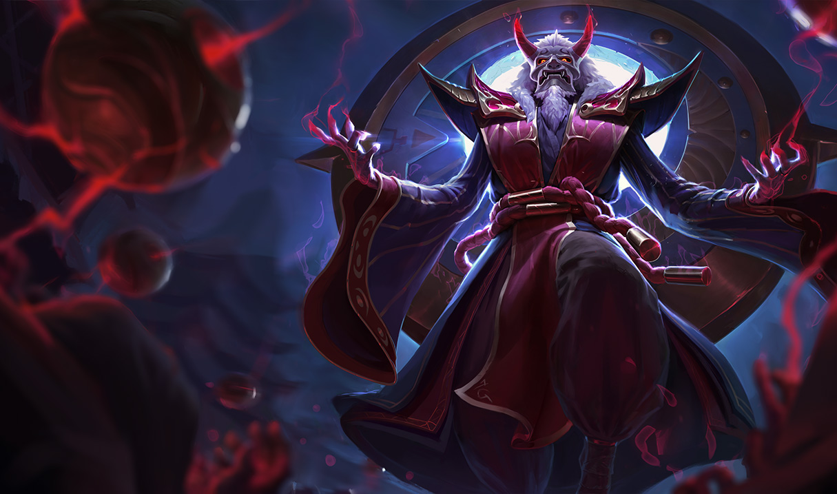 Blood Moon Zilean-Splash