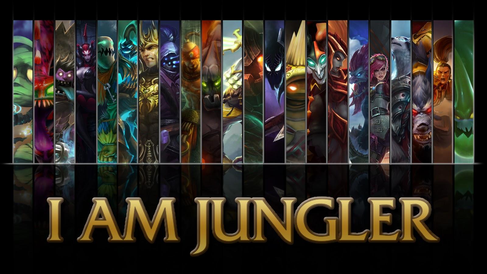 Os Caminhos Da Jungle Mais Esports