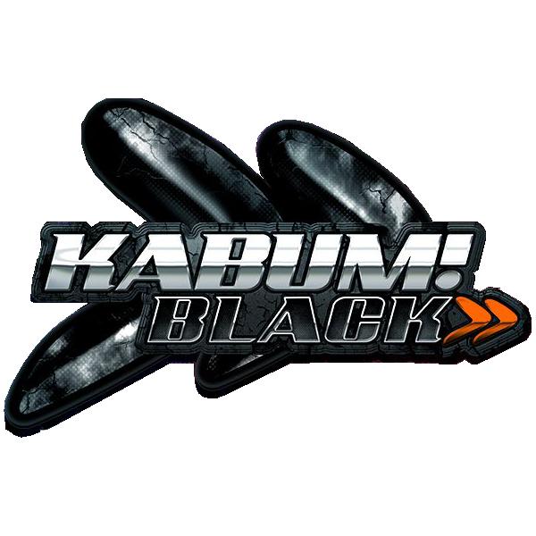 KaBuM Black Logo