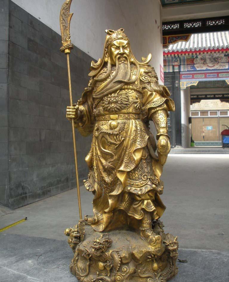 Estátua de Guan Yu