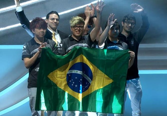 intz mundial 2016 de league of legends
