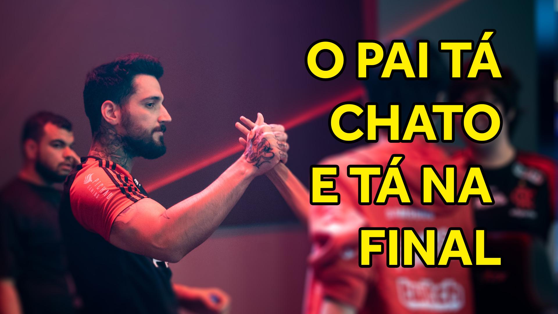0be2a5d21 Resumo Semanal - Redemption atropela paiN; Flamengo atropela CNB - Mais  Esports
