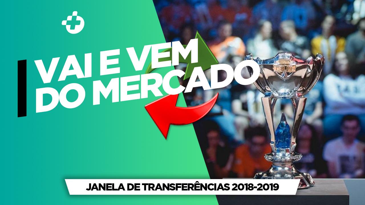 Janela de Transferências 2018-2019  Resumo do