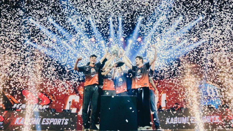 KaBuM! E-sports playoffs do CBLOL