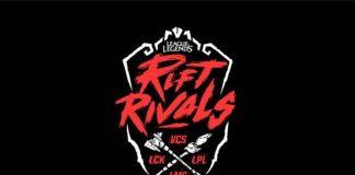 Rift Rivals - LCK x LPL x LMS x VCS