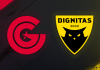 Dignitas e clutch Gaming