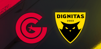 Dignitas e clutch Gaming