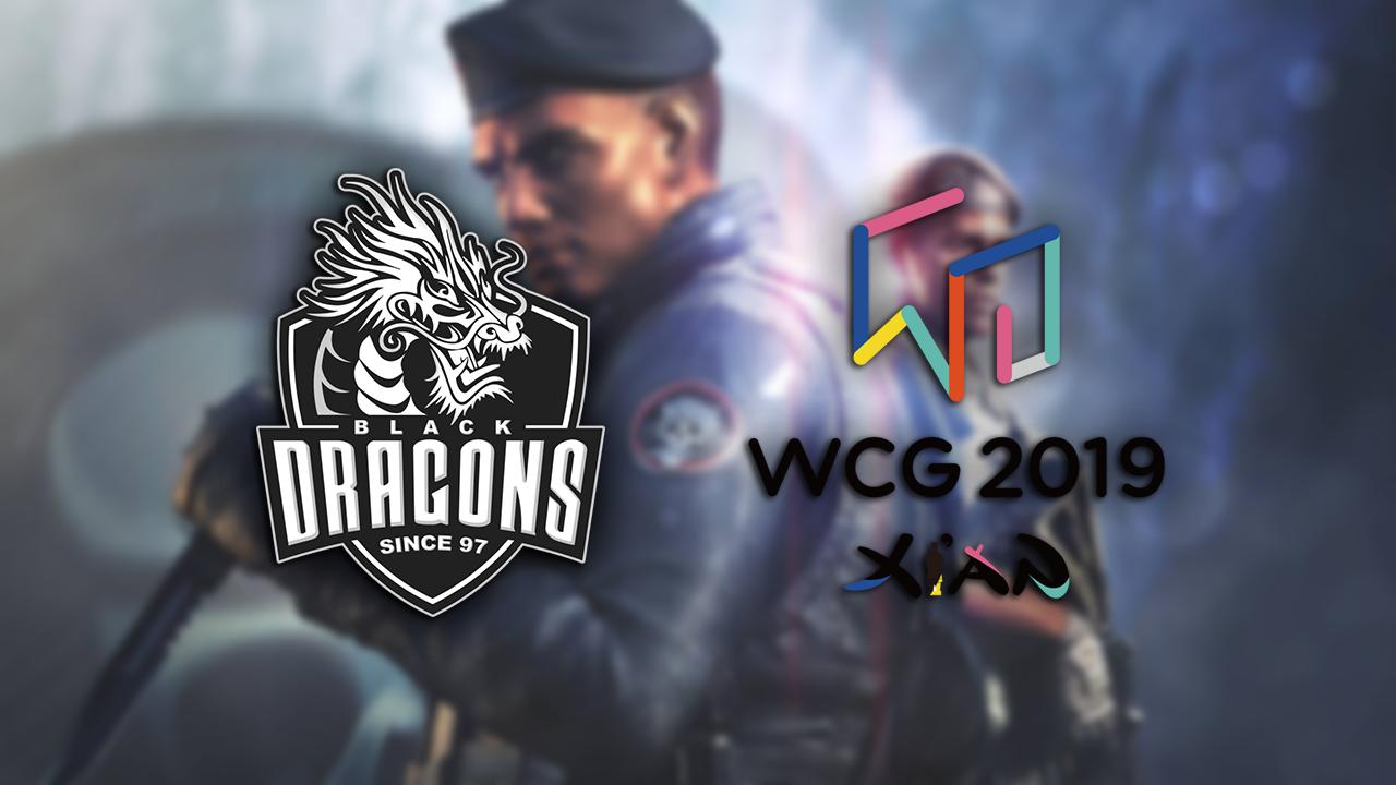 CrossFire: Black Dragons é desclassificada da WCG 2019 em