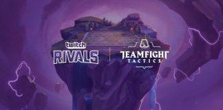 Twitch Rivals Teamfight Tactics