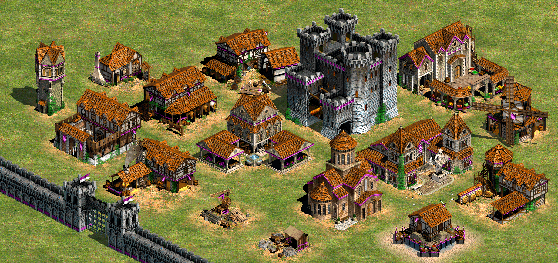 Age of Empires 2 huns