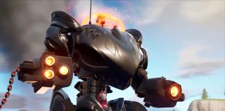 Robo-Fortnite