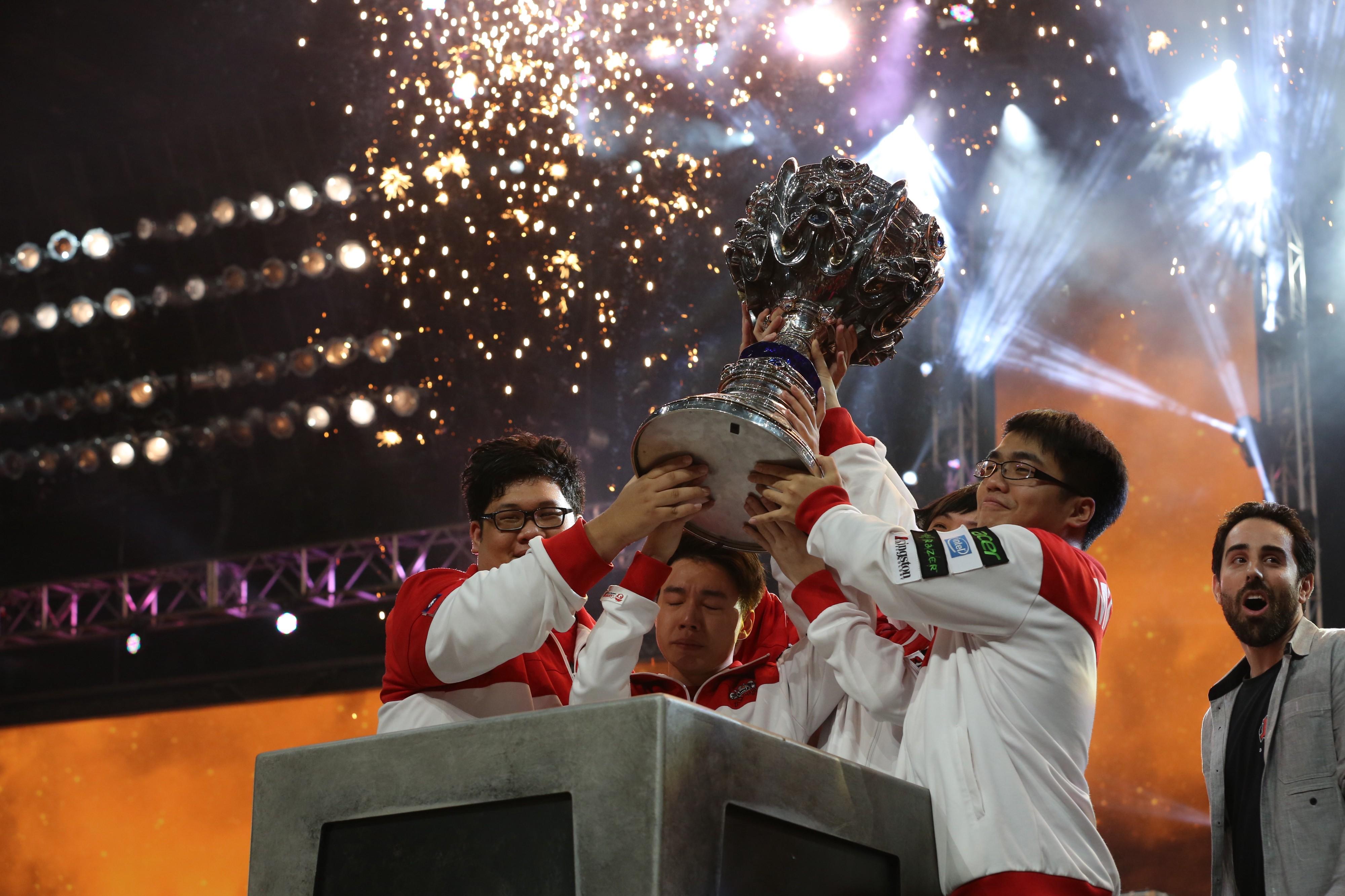 Mundial League of Legends LoL 2012 Taipei Assassins