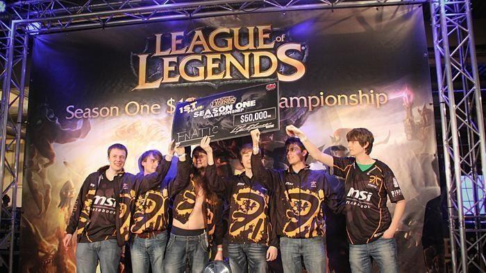 Mundial League of Legends LoL 2011 Fnatic
