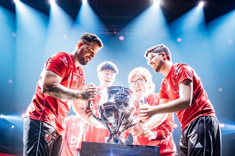 Flamengo Campeão playoffs do CBLOL 2019