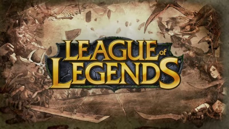 League of Legends LoL cinemática