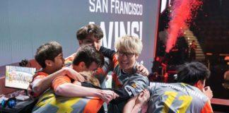 San Francisco Shock Overwatch League 2019