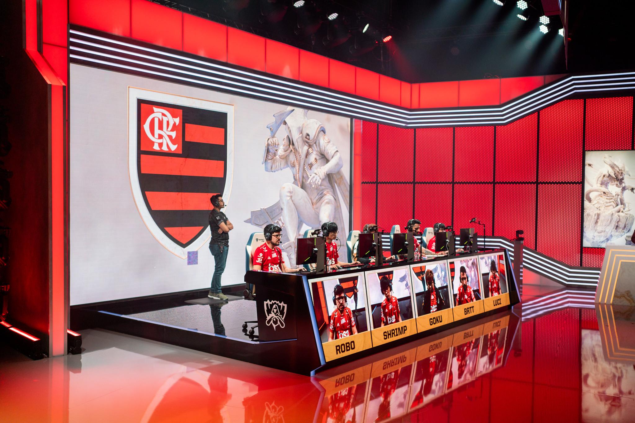 Lol Jogo Do Flamengo No Mundial 2019 Teve Pico De Mais De