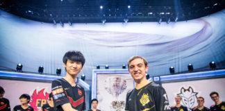 G2 e FPX - Final Mundial 2019