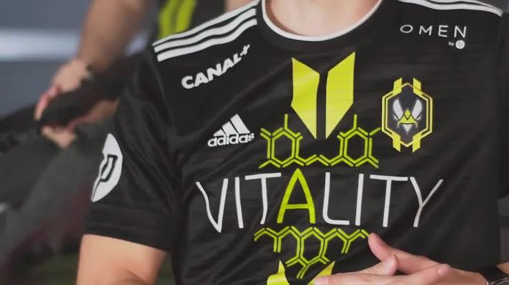 Team Vitality e Adidas