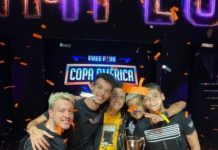 LOUD campeã Copa América