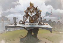 Tellstones: King's Gambit - Jogo de tabuleiro da Riot Games