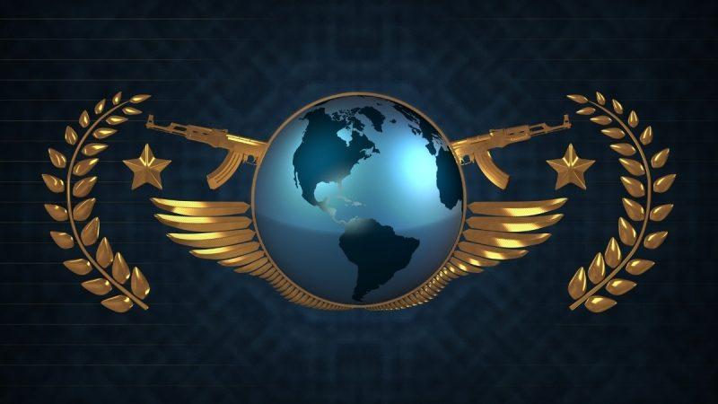 CS:GO ranking global