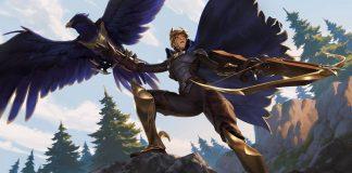 Legends of Runeterra Quinn