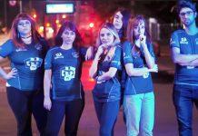 Falkol time feminino