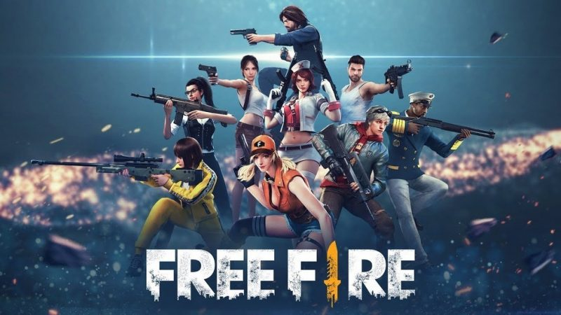 Free Fire - Wolfrahh