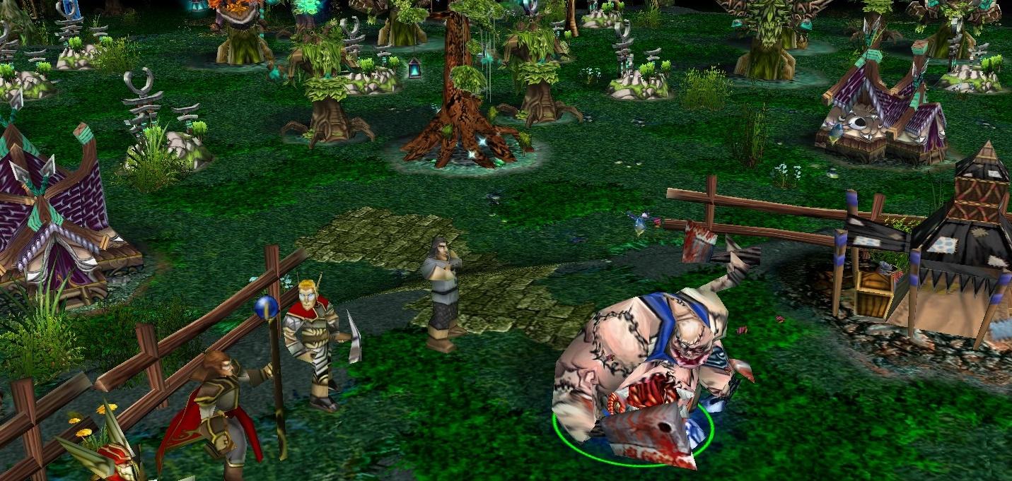 Warcraft 3 DotA 1