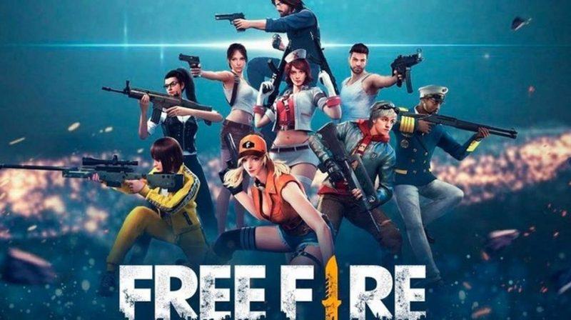 Free Fire - BOOYAH