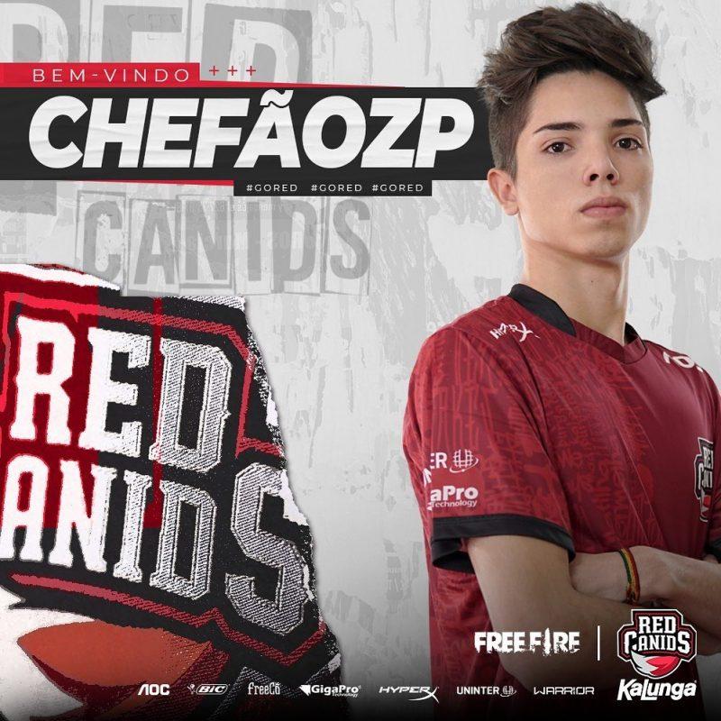 Chefãozp - Free Fire