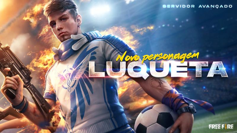 Luqueta - Free Fire