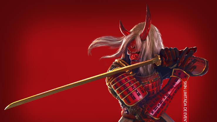Calça Angelical e Samurai Zumbificado